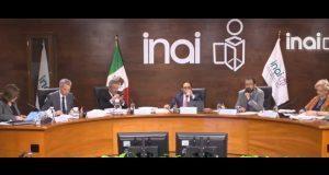 INAI ordena a SCT informar detalles sobre proyecto de Tren Maya
