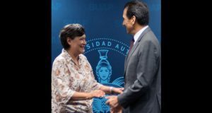 Ifuap, referente nacional e internacional en física, resalta Esparza