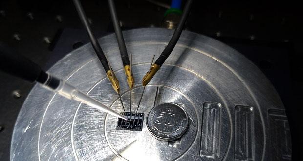 En Inaoe, desarrollan chip para analizar líquidos biológicos