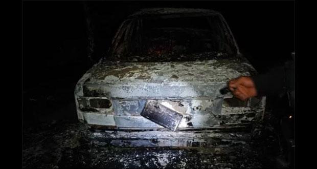 Investigan ataque y quema de vehículo del edil de Juchitán en Oaxaca
