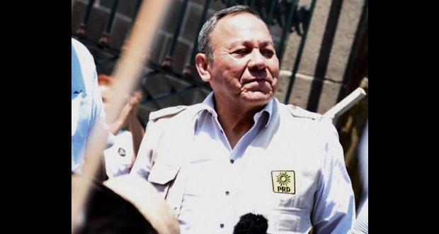 """Toma de instalaciones del PRD fue por """"malentendido"""": Zambrano"""