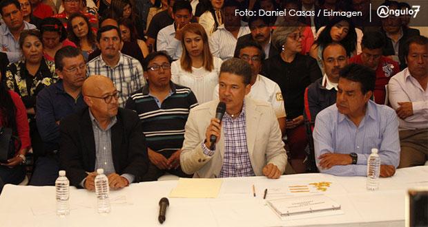 Jorge Cruz, exoperador de RMV, renuncia al PRD por malas decisiones