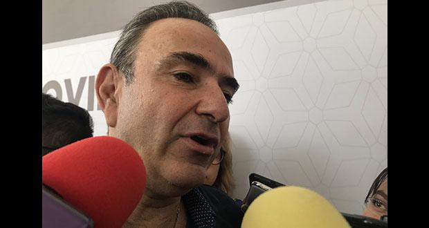 Jorge Estefan Chidiac, titular de la Secretaría de Finanzas y Administración (SFA)
