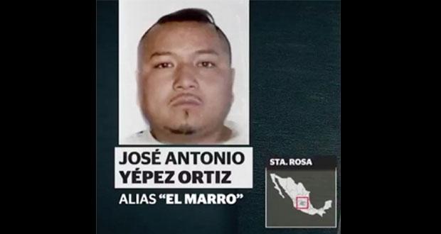 """""""El Marro"""", con cuentas congeladas y bien ubicado, asegura Durazo"""