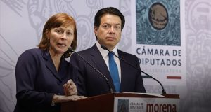 Morena en Cámara Baja propone recortar 50% financiamiento a partidos