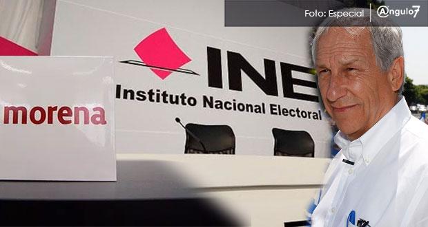 Morena presenta cuatro denuncias contra Cárdenas ante el INE