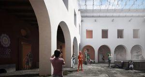 Clausuran simbólicamente inmueble histórico para Museo de Cera y Tecnología