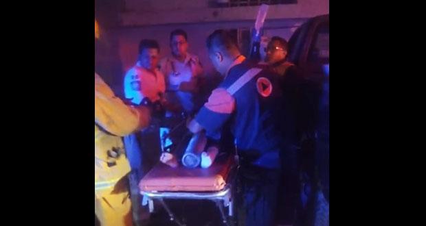 Niño de 10 años se fuga tras atropellar a mujer y sus 2 hijos en Clavijero