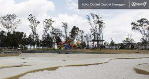 En 2020, Comuna sí cobrará baños y estacionamiento en parque de Amalucan