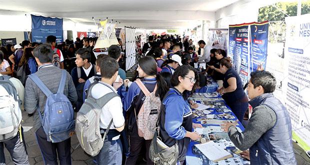 Organiza San Andrés feria para ofertar becas a universitarios
