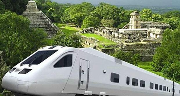 Gobierno federal asigna a estas 2 empresas estudios para Tren Maya