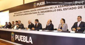 Presentan Plan de Desarrollo; seguridad y bienestar, principales demandas