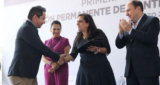 SGG inaugura primera reunión de contralores estado–municipios