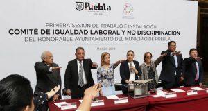 """Rivera instala comité de igualdad; """"se atenderán denuncias formales"""""""