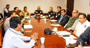 SGG reforzará seguridad durante carnavales de tres municipios