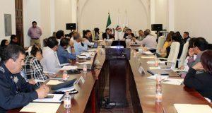 SNSP y SSP establecen protocolos con 12 municipios del Fortaseg