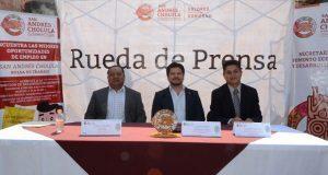 San Andrés Cholula invita a su primera Fiera del Empleo con Valor