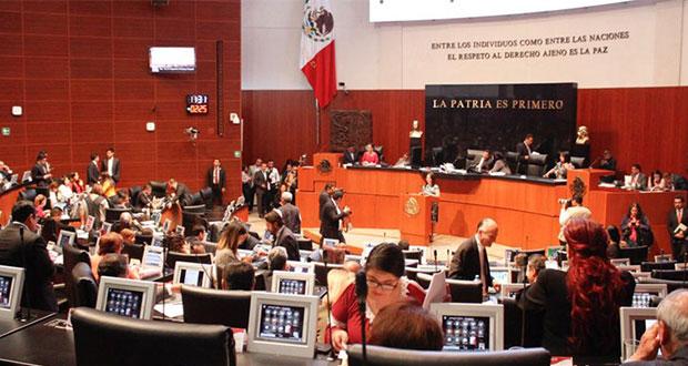 Senado aprueba reformas para juzgar a presidente y legisladores