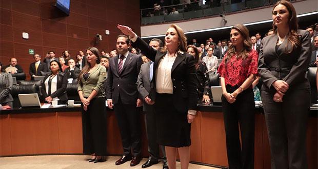 Senado elige a Yasmín Esquivel como ministra de SCJN por 15 años