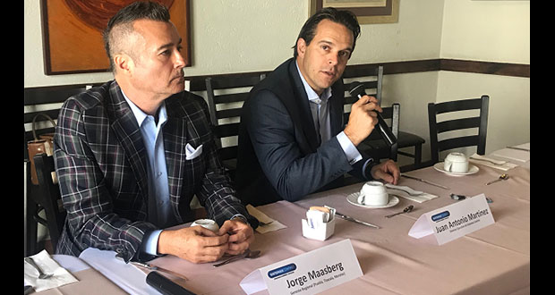 Sistemas Contino buscará duplicar presencia en Puebla en cinco años
