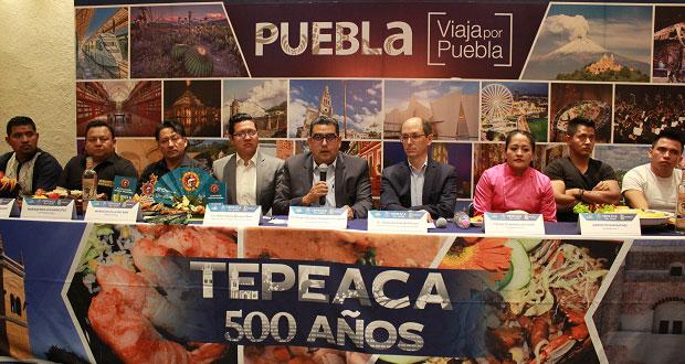 Tepeaca espera derrama de 6 mdp y 45 mil turistas para Cuaresma