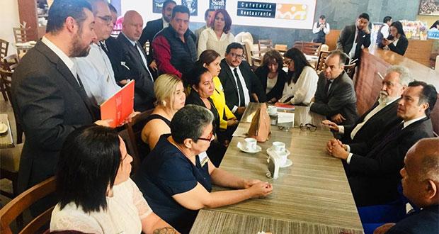 Veracruz pide perdón a familias de 5 jóvenes desaparecidos en 2016