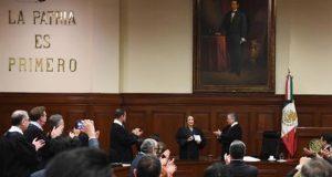 Yasmín Esquivel llega a SCJN; promete vigilar autonomía del PJF