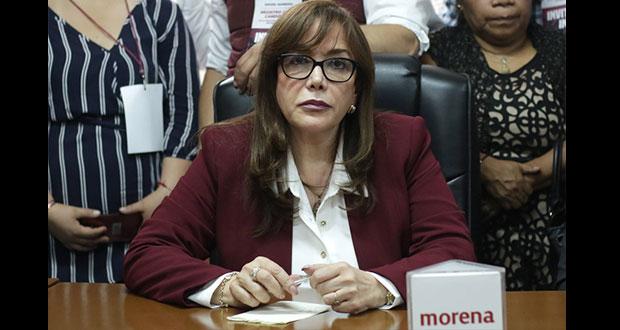 Cortés no tiene calidad moral para hablar de morenistas: Polevnsky