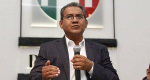 En elección por gubernatura estará en el PRI quien quiera: Jiménez Merino