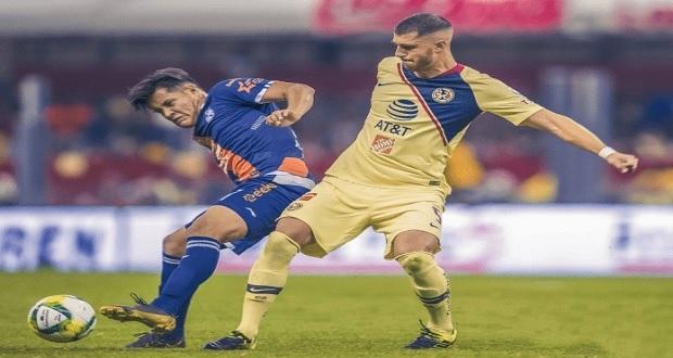 En recta final, América derrota a Puebla que se queda con 10 hombres