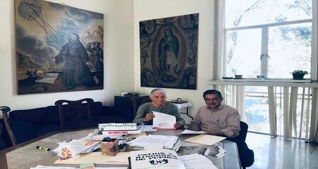 Alcalde de Ixcaquixtla solicita apoyo del INAH para elaborar museo