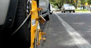 """Colocarán """"arañas"""" a vehículos foráneos en CDMX para que paguen multas"""