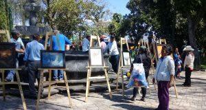 Por 6 días, artistas atlixquenses expondrán trabajos en Cohuecan