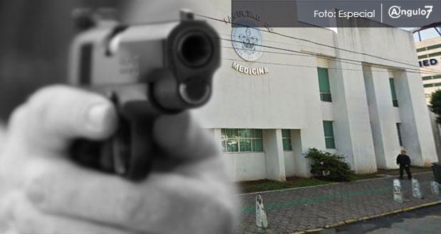 Al día se dan dos asaltos a estudiantes del área de salud, denuncia Esparza