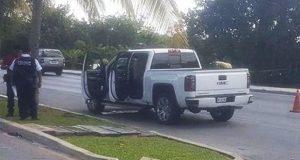 ataque-armado-camioneta-cancun