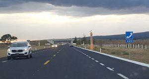 Acusan a CTM de bloquear trabajos en autopista para quitar contrato