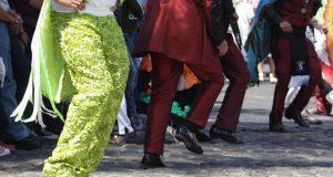 Disparan contra hombre durante baile de huehues en Balcones del Sur