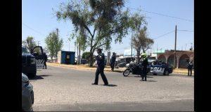 Balacera en mercado Morelos deja ministerial retenido; FGE lo rescata
