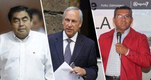 Conoce dónde iniciarán campañas los 3 candidatos a la gubernatura poblana
