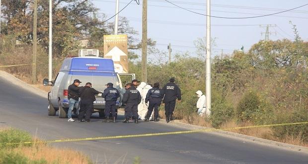 Lunes cierra con cinco cadáveres hallados en Mayorazgo y Clavijero