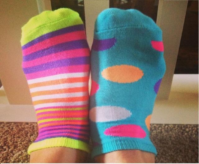 ¿Por qué se usan calcetines de colores en el Día del Síndrome de Down?