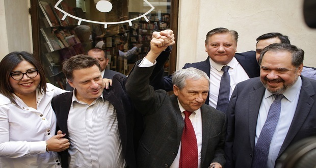 Candidatura con PAN, PRD y MC, no borrará críticas a morenovallismo: Cárdenas