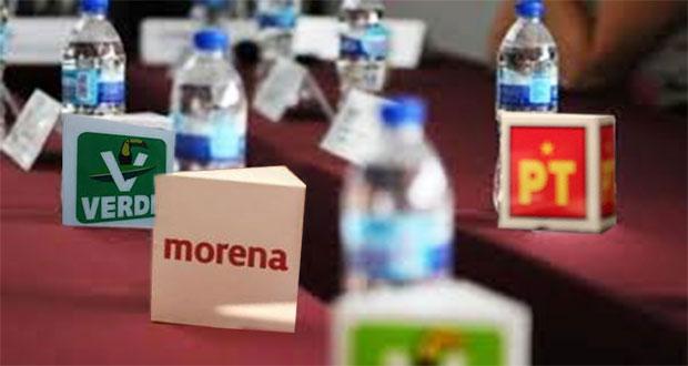 INE da luz verde a alianza Juntos Haremos Historia en Puebla por gubernatura