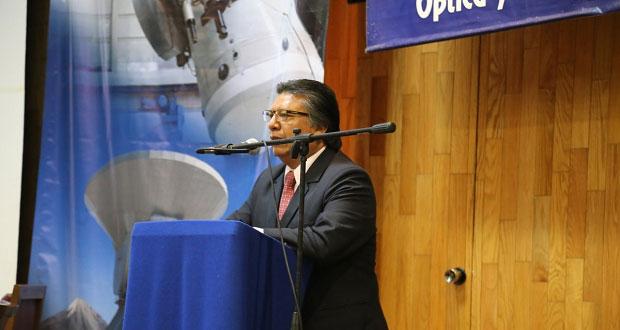 Armando García Avendaño, presidente de la Comisión de Ciencia y Tecnología