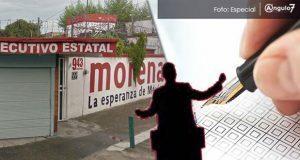 Aún sin fecha para conocer candidato de Morena a la gubernatura