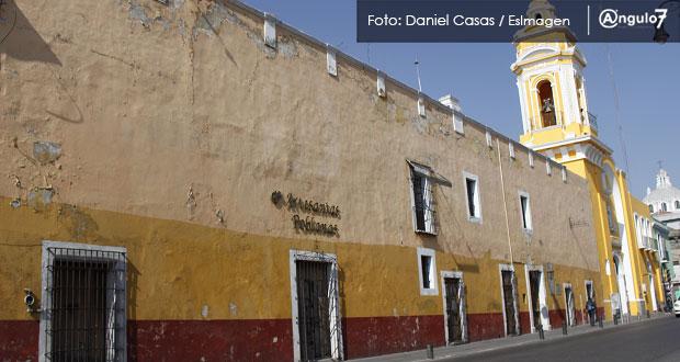 FGE recupera fuente extraída de exhospital de San Roque