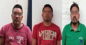 Vinculan a proceso a 3 por robar camión de cervezas en Tehuacán