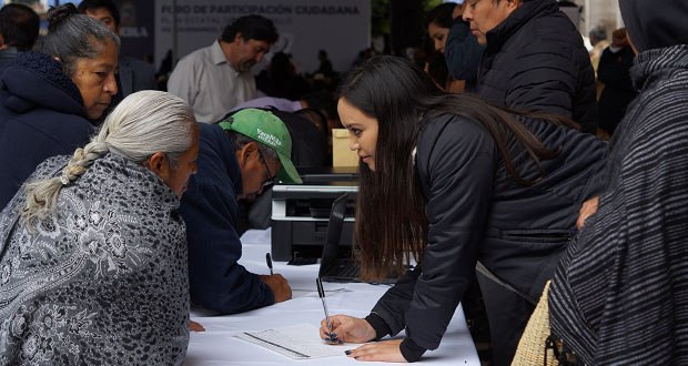 En Huauchinango, inician foros para crear Plan de Desarrollo
