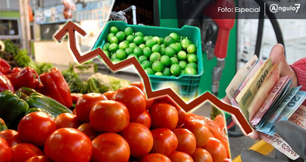 Inflación en primera quincena de marzo del 3.95%, informa Inegi