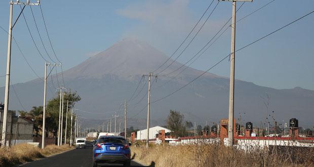 Escuelas cerca del Popocatépetl se encuentran capacitadas: SEP